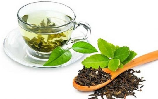Uống trà giúp bạn giảm cân và chăm sóc sức khỏe