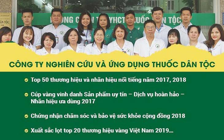 Trung tâm Thuốc dân tộc - Đơn vị chữa bệnh dạ dày uy tín hàng đầu