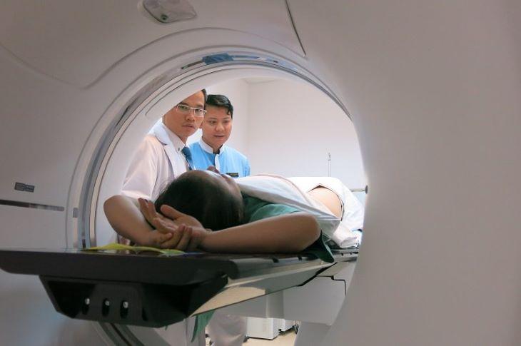 Phương pháp xạ trị trong điều trị ung thư đại tràng