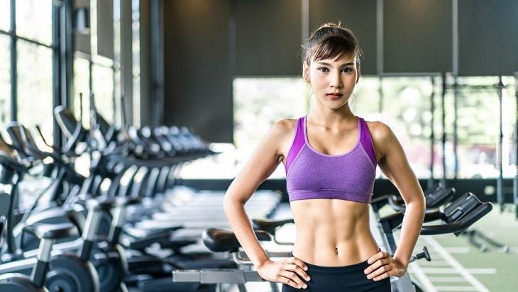 6 Bài tập giảm mỡ bụng an toàn và hiệu quả cho những người mới bắt đầu