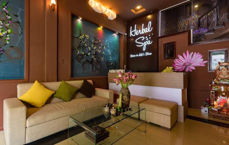 Herbal Spa - Cơ sở trị mụn hiệu quả tại Đà Nẵng