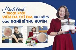 an bi thang Thu Huyen 1