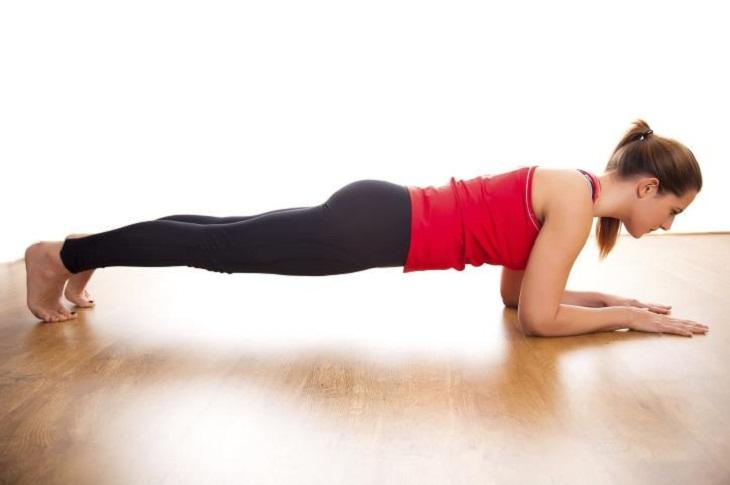 Plank khuỷu tay