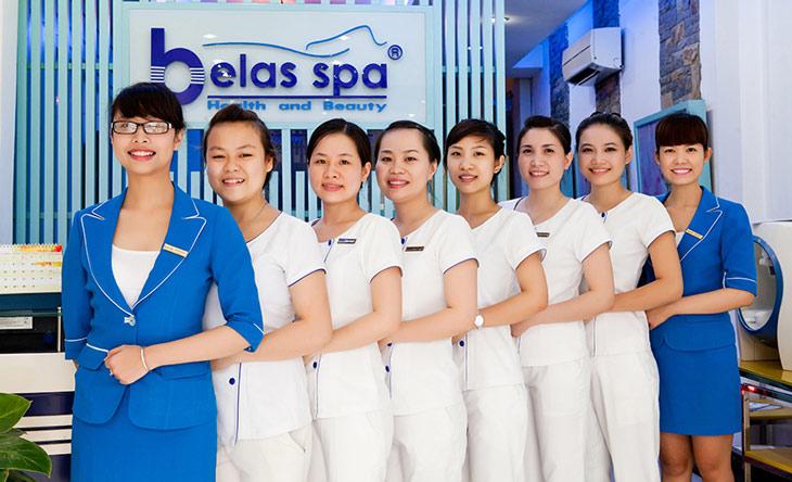 Belas Health & Beauty giúp loại bỏ mụn an toàn, hiệu quả