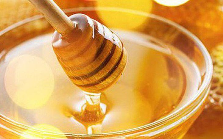 Cây mật gấu kết hợp với mật ong sẽ giúp hạ sốt rất tốt