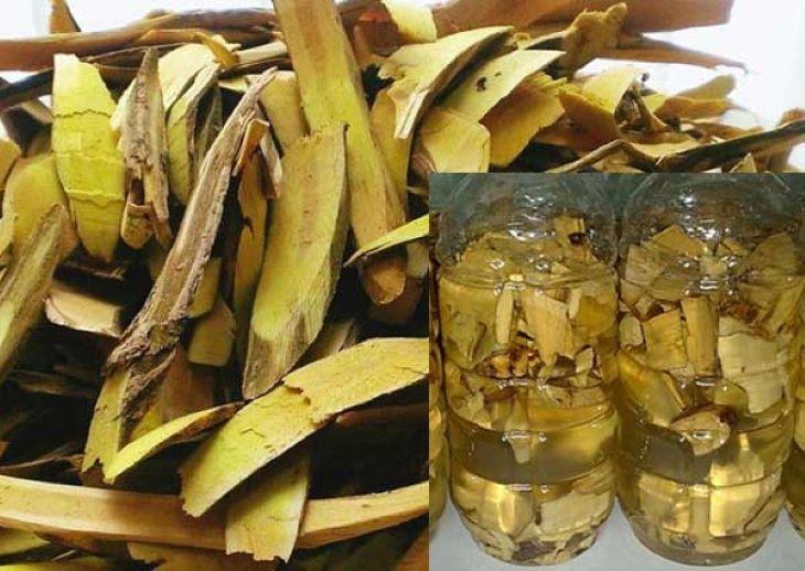 Rượu cây mật gốc không chỉ trị mụn mà còn giúp da trắng hồng, mịn màng