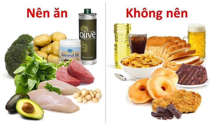 Người bệnh thoát vị đĩa đệm cần tránh các thực phẩm có hại cho cơ thể