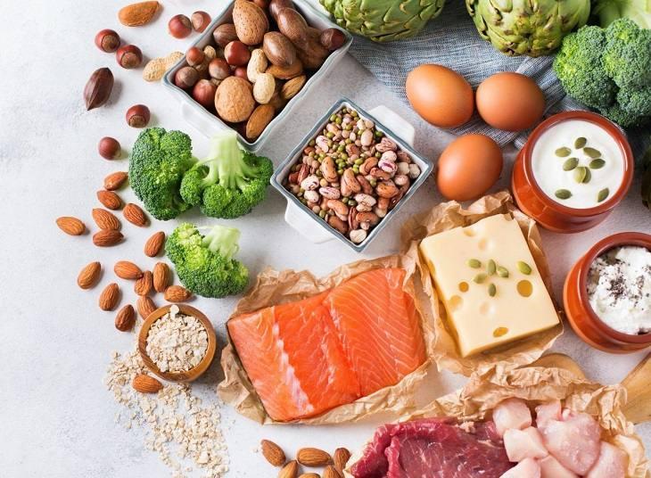 Người bệnh thoát vị đĩa đệm cần bổ sung protein để tăng cường hệ miễn dịch, thúc đẩy quá trình hồi phục