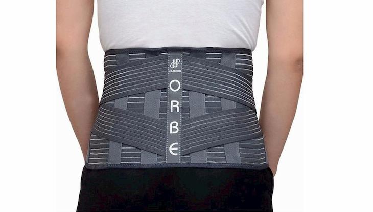 Đai đeo thoát vị đĩa đệm có tác dụng hỗ trợ điều trị bệnh