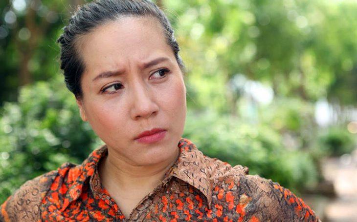 Nữ diễn viên hài Thu Huyền