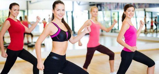 Bài tập giảm mỡ bụng cấp tốc trong 2 ngày - Aerobic lắc eo