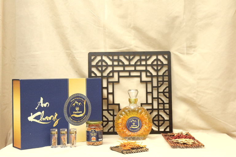 Set quà An Khang với ý nghĩa an khang thịnh vượng của Vietfarm