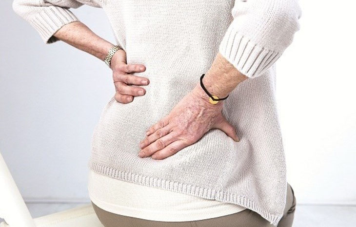 Bệnh phồng đĩa đệm L4-L5 gây đau nhức lưng