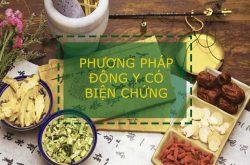 phuong phap Dong y co bien chung