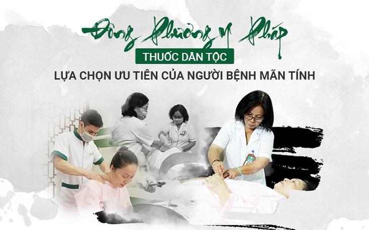 Đông phương Y pháp - đơn vị đi đầu trong khám chữa bệnh không dùng thuốc trong 10 năm liền