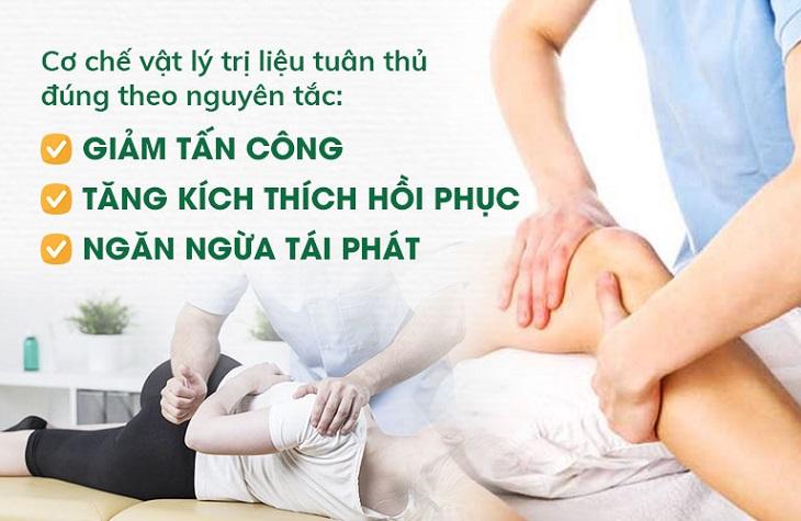 Dịch vụ trị liệu tại Đông phương Y pháp với cơ chế tác động chuyên sâu, hiệu quả nhanh chóng