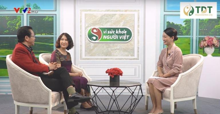 Sơ can Bình vị tán được BS Tuyết Lan giới thiệu trên truyền hình