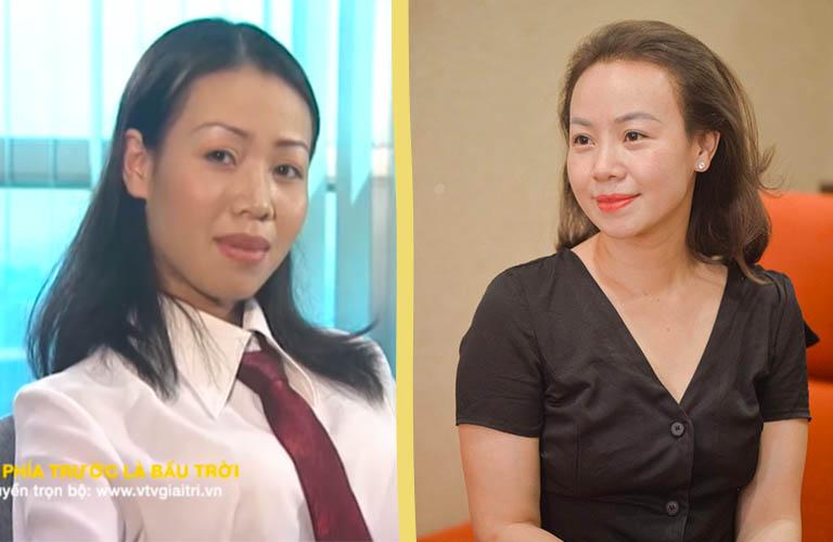 """Diễn viên Vân Anh - Gương mặt từng """"gây sốt"""" một thời trong các bộ phim truyền hình Việt Nam thập niên 90"""