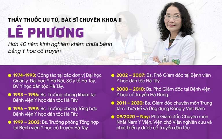 bac si le phuong vuongphi