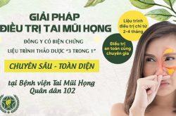 giaiphap dieu tri tai mui hong