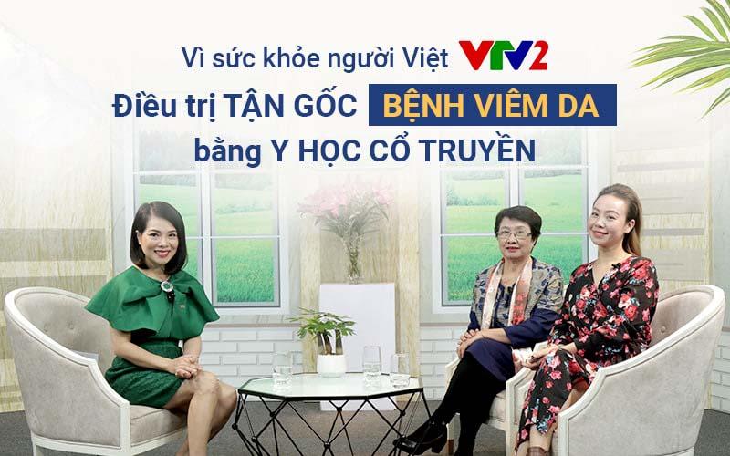 Chương trình Vì sức khỏe người Việt với sự tham gia của bác sĩ Nguyễn Thị Nhuần và diễn viên Vân Anh