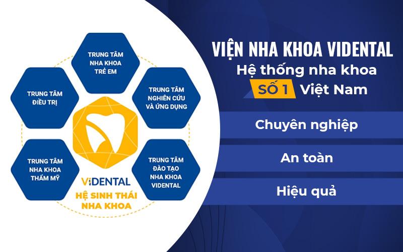 Viện Nghiên cứu và Ứng dụng Nha khoa Vidental