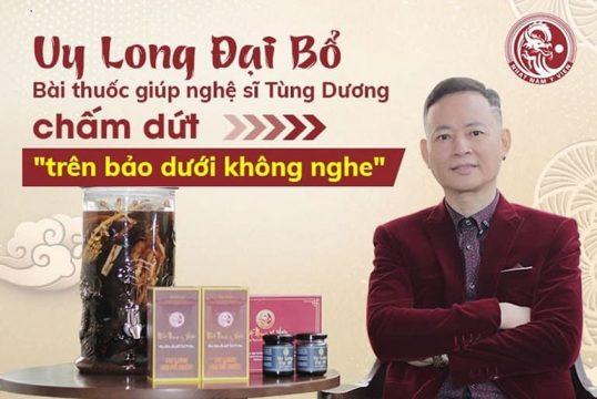 Nghệ sĩ Tùng Dương tiết lộ bí quyết đạt đỉnh phong độ
