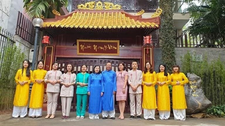 Nhất Nam Y Viện – đơn vị phục dựng mô hình khám chữa bệnh theo Thái Y Viện triều Nguyễn