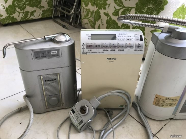 Hàng giả, hàng nhái ngày càng tràn lan trên thị trường máy lọc nước ion kiềm