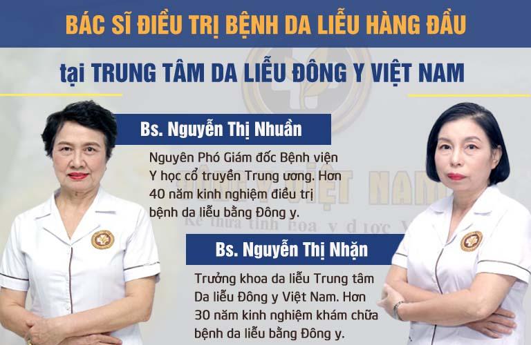 Bài thuốc An Bì Thang được nghiên cứu và bào chế bởi đội ngũ chuyên gia hàng đầu tại Trung tâm Da liễu Đông y Việt Nam